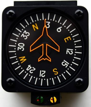 luchtvaart kompas