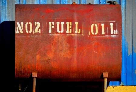 fuel oil tank Фото со стока