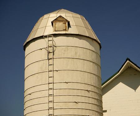 storage: storage silo Stock Photo