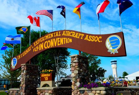 Airventure convention, Oshkosh, WI 2015