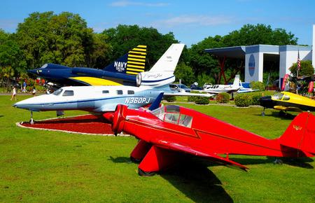 lakeland: Florida Air Museum Lakeland Florida April 2016