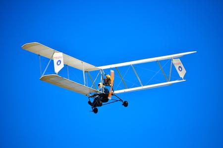 airplane ultralight: Annul Sun-n-Fun airshow at Lakeland FL April 2016