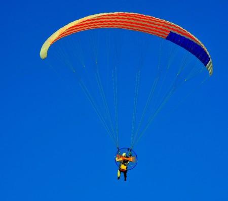 paraplane Stok Fotoğraf