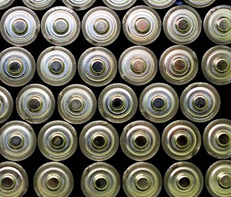 batteries 版權商用圖片