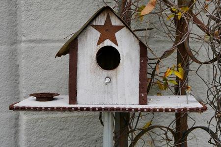birdhouse Banco de Imagens - 100730457