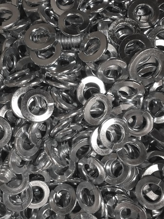Steel hardware