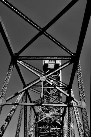 superstructure of a bridge