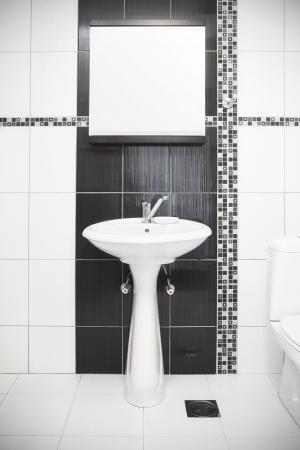 Modern bathroom Stock Photo - 17577136