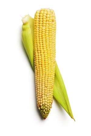 shuck: Corn Stock Photo