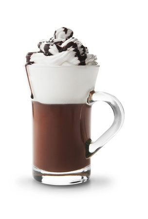 chocolate caliente: Chocolate caliente