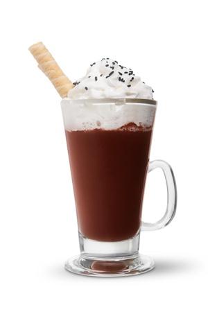 chocolate caliente: Chocolate caliente