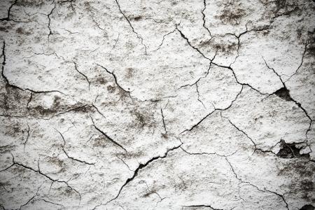 pared rota: Antiguo muro agrietado fondo