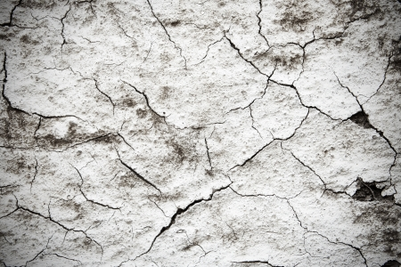 chipped: Old cracked wall background Stock Photo