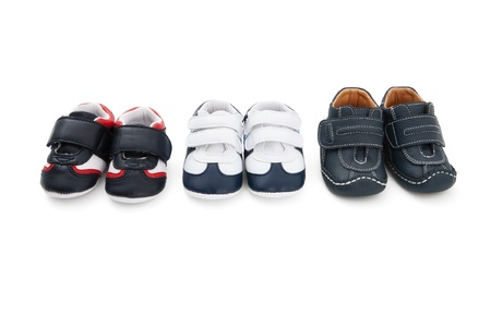 Baby shoes Stock Photo - 17651162