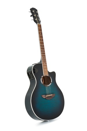Acoustic guitar Stock Photo - 17651144