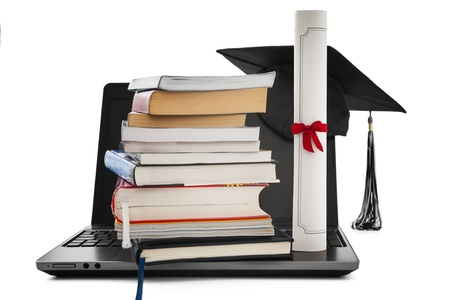 Online education photo