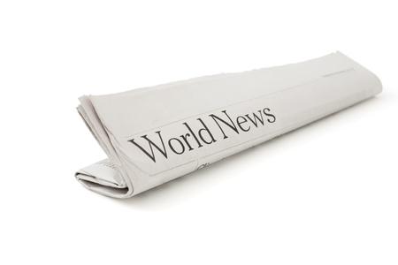 medium close up: World News