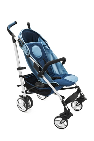 Baby stroller Stock Photo - 17981994