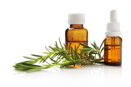 aromatherapy oil: Rosemary oil