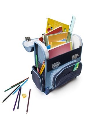 bookbag: Back to school