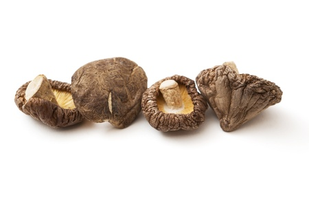 dehydrated: Shitake mushroom