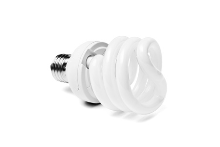 Energy saving bulb Stock Photo - 18640389