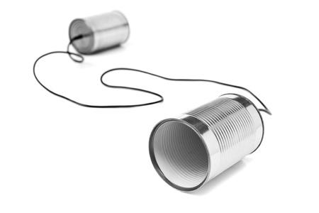 Telefonieren können Standard-Bild - 18640512