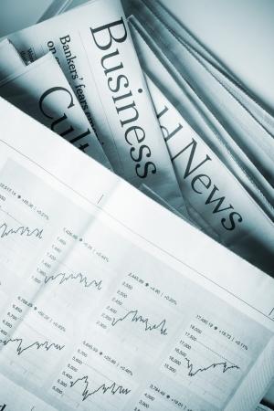 everyday jobs: Newspapers