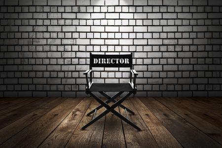 folding chair: Director chair