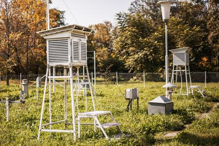 meteorological: Meteorological station