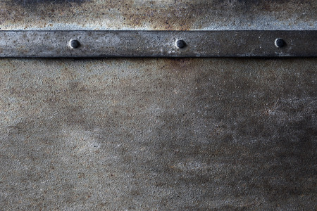 rivets: Grunge metal with rivets background Stock Photo