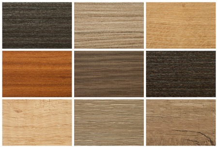 set: Chipboards, color palette and texture for furniture