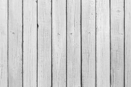 natura: White wood texture -Background of old natura wooden planks