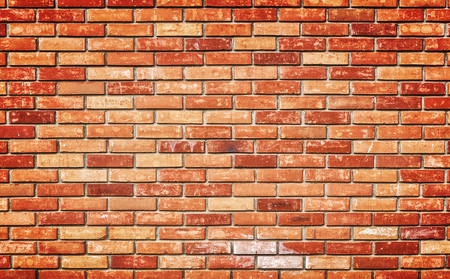 construction material: Brick wall texture background material of industry construction