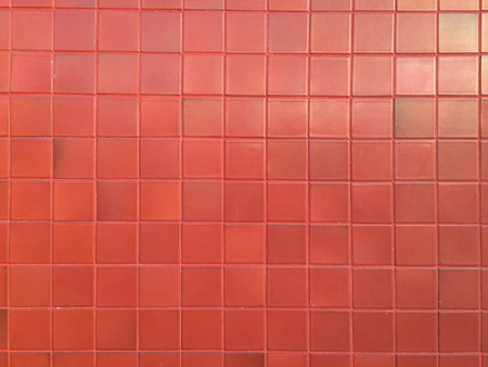 paint texture: Old red tiles