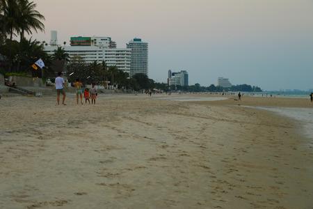hua hin: Hua hin beach
