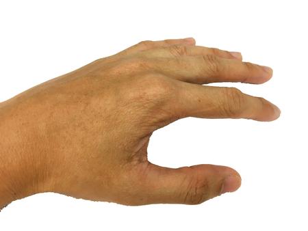 dedo �ndice: Mano
