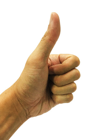 dedo �ndice: pulgar