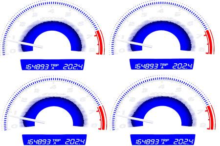 hi speed: Mileage