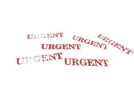 revise: Urgent