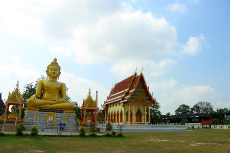 buddha image: Landmark of buddha image