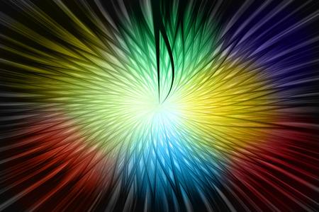 multicolored: Bright abstract multicolored background Stock Photo
