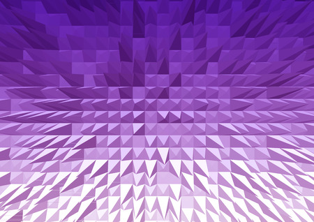 Abstract of 3D generated lines with mixing collor background Stock Photo