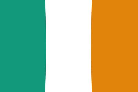 ireland flag: Ireland flag ,original and simple Ireland flag