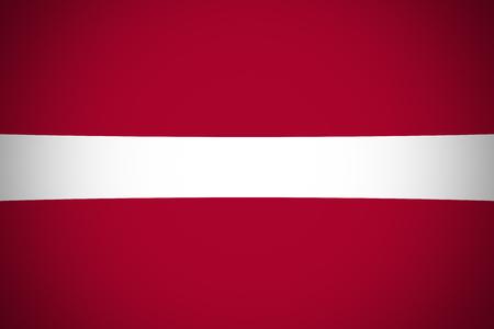 latvia flag: Latvia flag ,original and simple Latvia flag Stock Photo