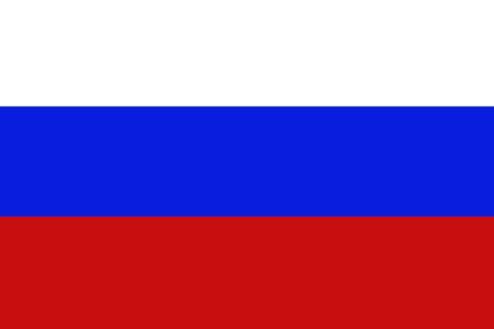 bandera rusia: bandera de Rusia, original y simple bandera de Rusia