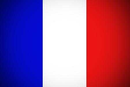 flag: France flag ,France national flag illustration symbol.