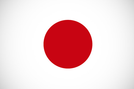 Flag Of Japan Illustration Background Stock Photo Picture And