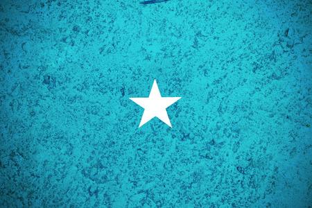 somalia: Somalia flag ,3D Somalia national flag illustration symbol. Stock Photo
