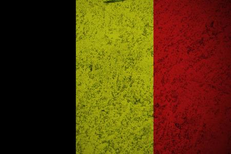 chad: Chad flag ,Chad national flag illustration symbol.